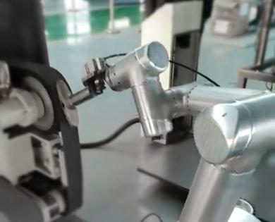 自动化打磨协作机器人