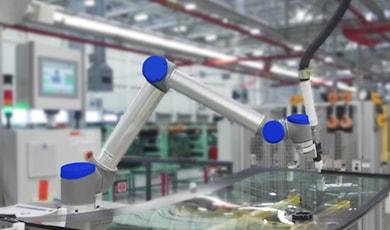 协作机器人自动化组装生产
