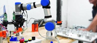 科研教学协作机器人