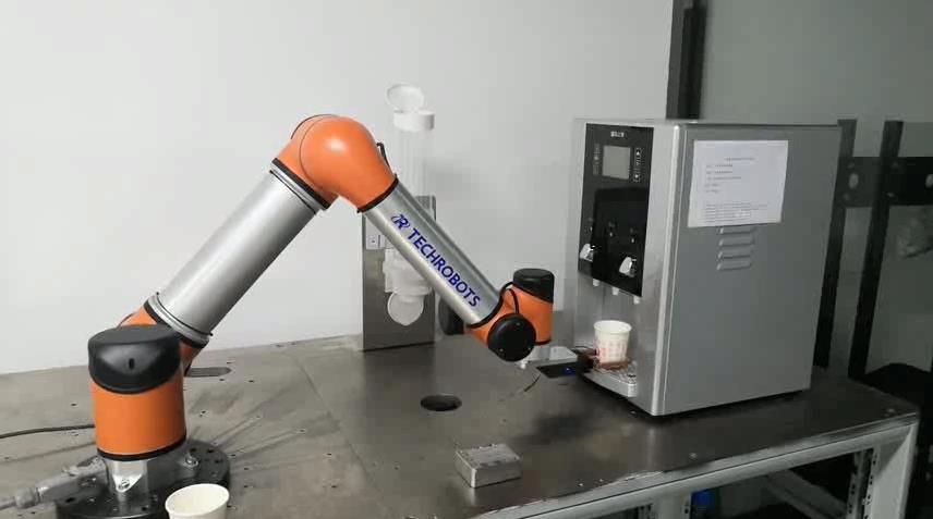 协作机器人的3大创新应用